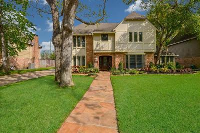 Houston Single Family Home For Sale: 14938 Cindywood Drive