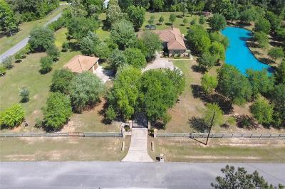 Magnolia Single Family Home For Sale: 21620 Fitz Lane