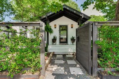 Houston Single Family Home For Sale: 1913 Dunlavy Street