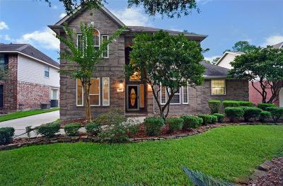 Galveston County, Harris County Single Family Home For Sale: 3224 N Woodstream Way