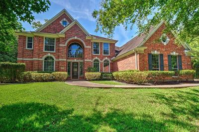 Conroe Single Family Home For Sale: 8578 Headland Court