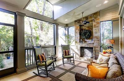 Houston Single Family Home For Sale: 839 Arlington Street