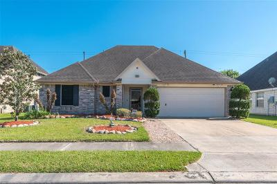 Pearland Single Family Home For Sale: 6414 Patridge Drive