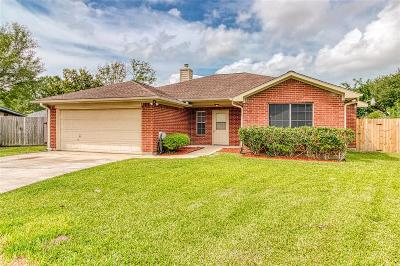Rosenberg Single Family Home For Sale: 2601 Truman Circle