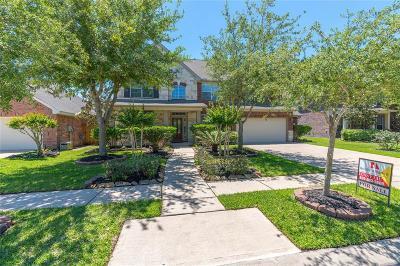 Katy Single Family Home For Sale: 5510 Maverick Point Lane