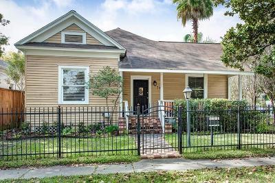 Houston Single Family Home For Sale: 747 Arlington Street