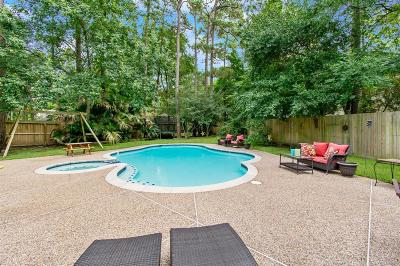 Indian Springs, Woodlands Village Indian Springs Single Family Home For Sale: 10 Elk Crossing Drive