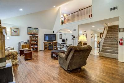 Houston Single Family Home For Sale: 1622 Pine Gap Drive