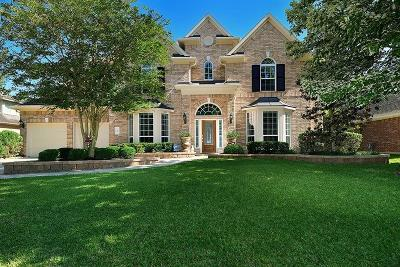 The Woodlands Single Family Home For Sale: 30 Marquise Oaks Place