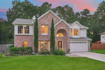 Magnolia Single Family Home For Sale: 1023 Carson Drive