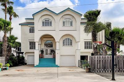 Tiki Island Single Family Home For Sale: 1614 Castaway Street