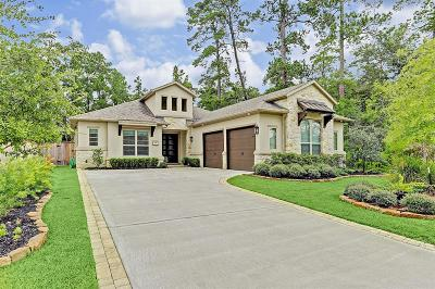Conroe Single Family Home For Sale: 118 Amber Jade Court