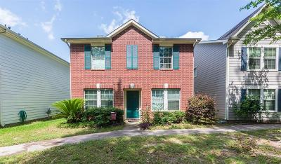 Kingwood Single Family Home For Sale: 26877 Manor Crest Court