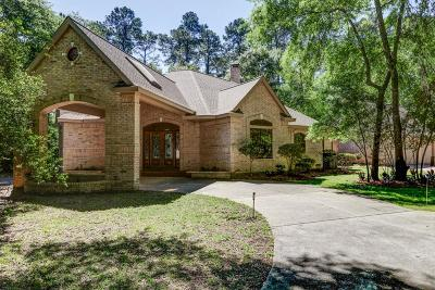 Tomball Single Family Home For Sale: 10203 Silverleaf