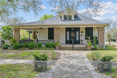 Grimes County Single Family Home For Sale: 317 McNair Street