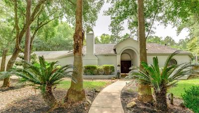 Spring Single Family Home For Sale: 23106 Hampton Forest Lane