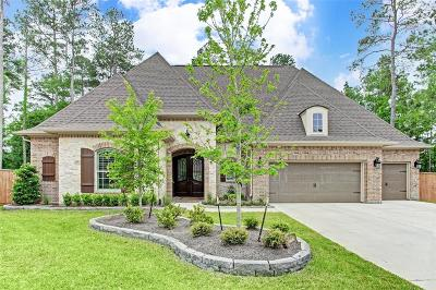 Montgomery Single Family Home For Sale: 138 Russet Bend Place S