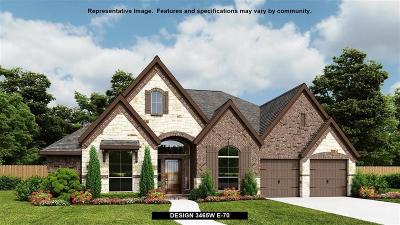 Humble Single Family Home Pending: 16831 Caney Mountain Drive