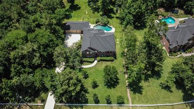 Magnolia Single Family Home For Sale: 12103 E Border Oak Drive