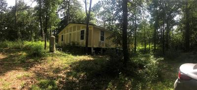 Grimes County Single Family Home For Sale: 5016 Long Shadows Rd