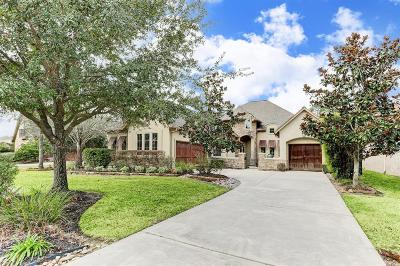 Humble TX Single Family Home For Sale: $260,000