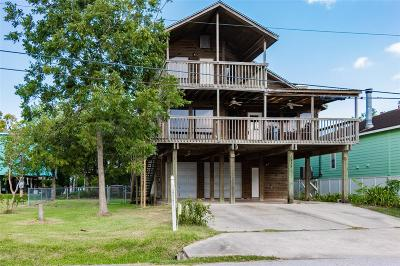 Clear Lake Shores Single Family Home For Sale: 415 Narcissus Road