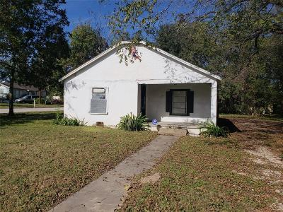 Grimes County Single Family Home Pending: 811 Laredo Street