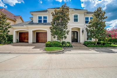 Sugar Land Single Family Home For Sale: 15347 Oyster Creek Lane