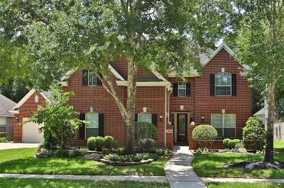 Cypress Single Family Home For Sale: 15419 Stable Bend Circle
