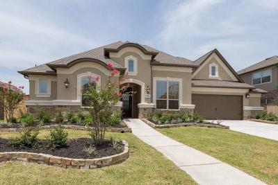 Cypress Single Family Home For Sale: 15506 Thompson Ridge Drive