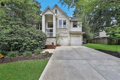 The Woodlands Single Family Home For Sale: 7 Wisteria Walk Circle