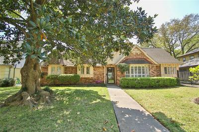 Houston Single Family Home For Sale: 1011 Curtin Street