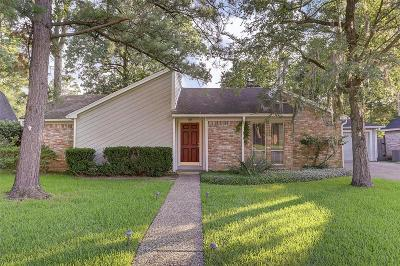Single Family Home For Sale: 15603 Winding Moss Drive