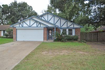 Porter Single Family Home For Sale: 3311 Santana Drive
