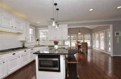 Huffman Single Family Home For Sale: 1122 Winchester Bend
