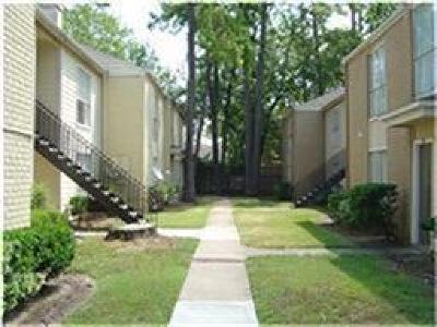 Houston Condo/Townhouse For Sale: 6200 W Tidwell #1007