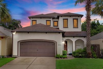 Houston Single Family Home For Sale: 6099 Yale Street