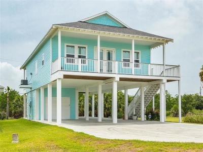 Galveston Single Family Home For Sale: 13429 Stewart Road