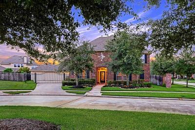 Katy Single Family Home For Sale: 25502 Waller Springs Lane