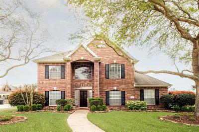 Friendswood Single Family Home For Sale: 2852 Everett Drive