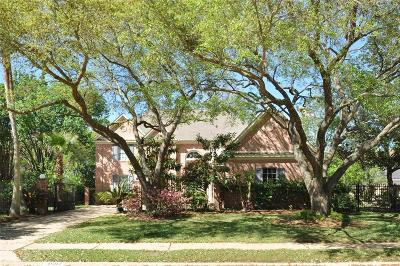 Sugar Land Single Family Home For Sale: 4502 Saint Michaels Court