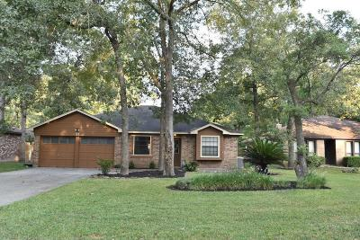 The Woodlands Single Family Home For Sale: 31 S Summer Star Court
