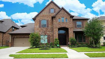 Tombal Single Family Home For Sale: 17315 Creekside Terrace Court