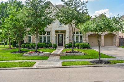 Cypress Single Family Home For Sale: 12423 Shorelands Road