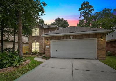 The Woodlands Single Family Home For Sale: 58 Hidden Meadow Drive