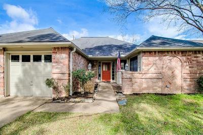 Katy Single Family Home For Sale: 1018 Cascade Creek Drive