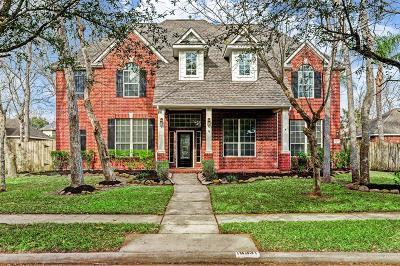 Missouri City Single Family Home For Sale: 10331 Shipmans Landing Drive