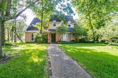 Humble Single Family Home For Sale: 20407 Woodsong Court