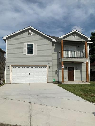Houston Single Family Home For Sale: 2930 Moore Street