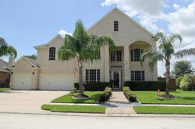 Pearland Single Family Home For Sale: 3414 Blue Spruce Trail
